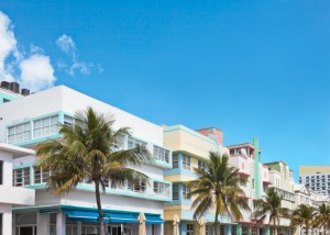 Deco Drive, South Beach