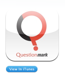 iTunes Questionmark Logo