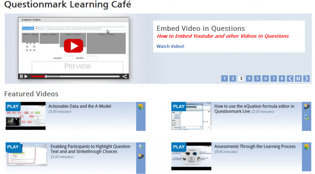 Learning Cafe