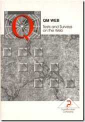 QM Web manual cover